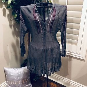 Antik Batick silk dress
